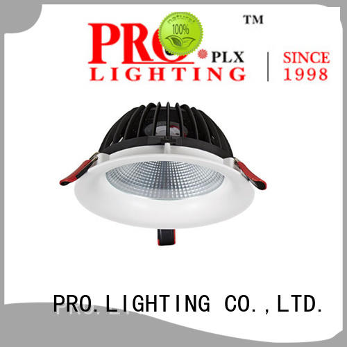 PRO.Lighting certificated bathroom led down lights washer for shop