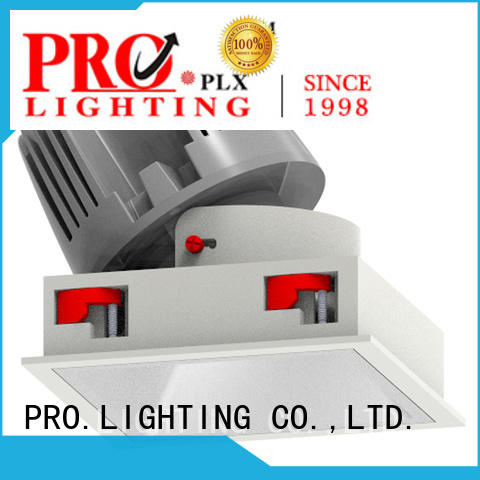 Pro.Lighting New Arrival Square Recessed Wallwasher Led Wall Washer Light 40W SDL8006