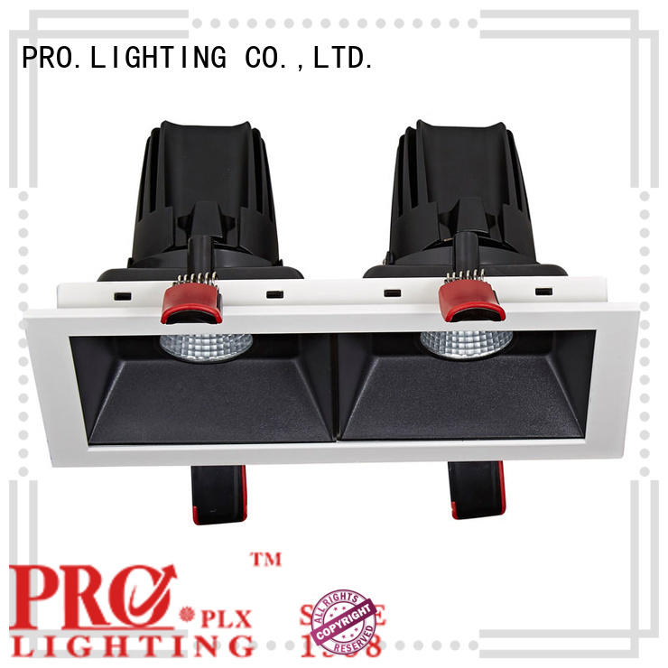 PRO.Lighting quality 6 inch gimbal led series for stage