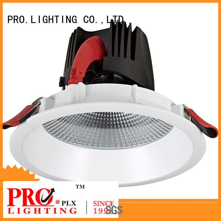 PRO.Lighting professional downlight housing wholesale for ballroom