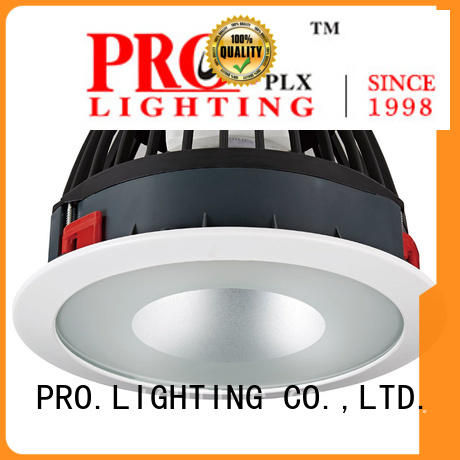 quality led recessed downlight recessed factory price for restaurant