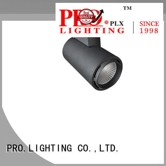 black track lighting 32w for ballroom PRO.Lighting