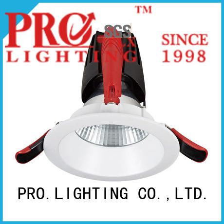 professional downlight housing light supplier for shop
