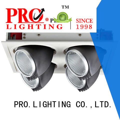 PRO.Lighting excellent grille spotlight with good price for stage
