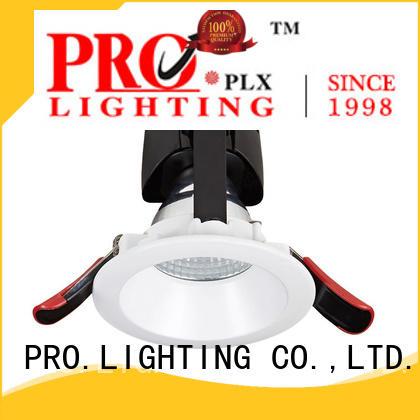 PRO.Lighting aluminum anti-glare downlight factory price for stage