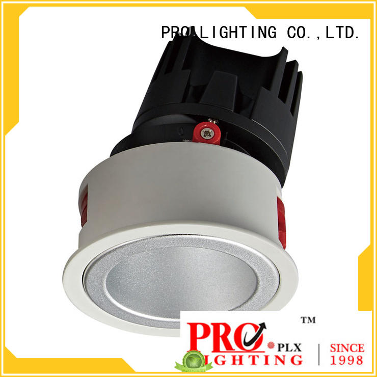 PRO.Lighting certificated led wall washer downlight factory price for convention center