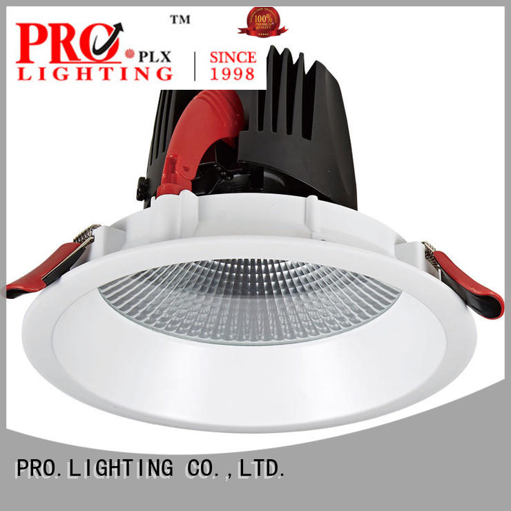 PRO.Lighting down recessed ceiling downlight wholesale for shop