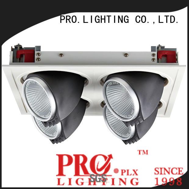 PRO.Lighting efficient waterproof spotlight design for stage