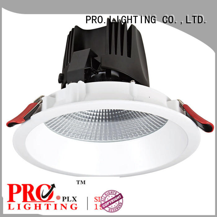 PRO.Lighting launched recessed downlight wholesale for ballroom